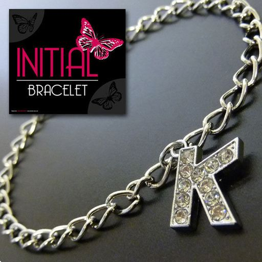 Armband - Initial Jewellery - Letter K