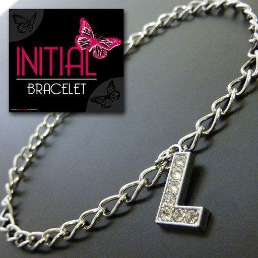 Armband - Initial Jewellery - Letter L