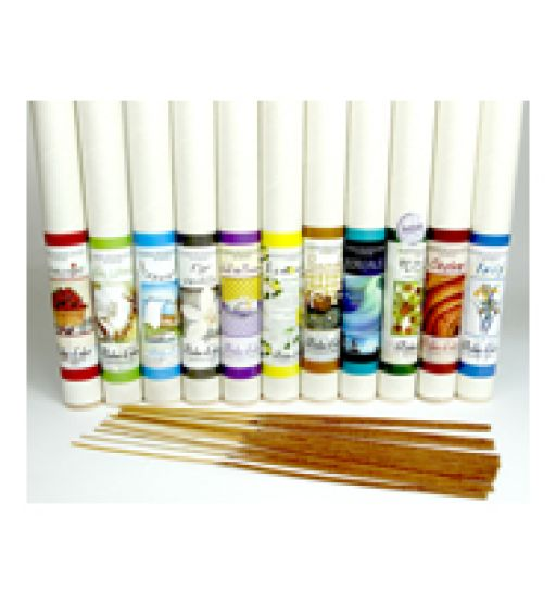 Set Boles d'olor Wierook sticks