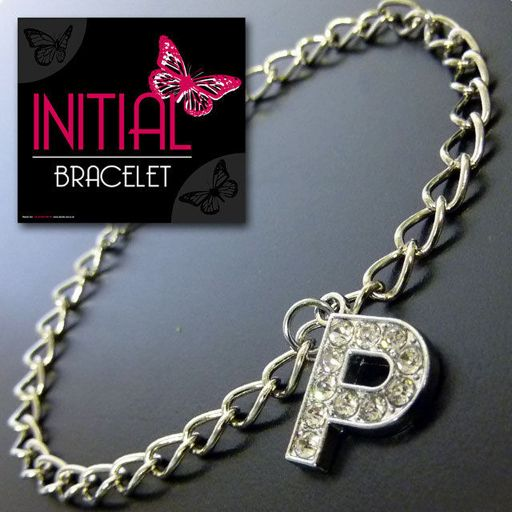 Armband - Initial Jewellery - Letter P