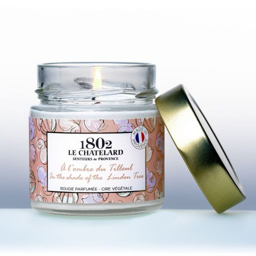 LC1802 - Candle Scented - BPROV-065 - In the Shade of the Linden Tree - 180 gram