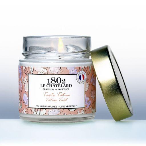 LC1802 - Candle Scented - BPROV-301 - Tatin Tart - 180 gram