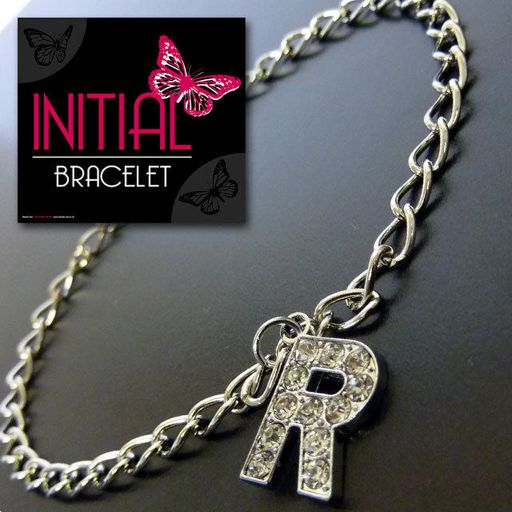 Armband - Initial Jewellery - Letter R