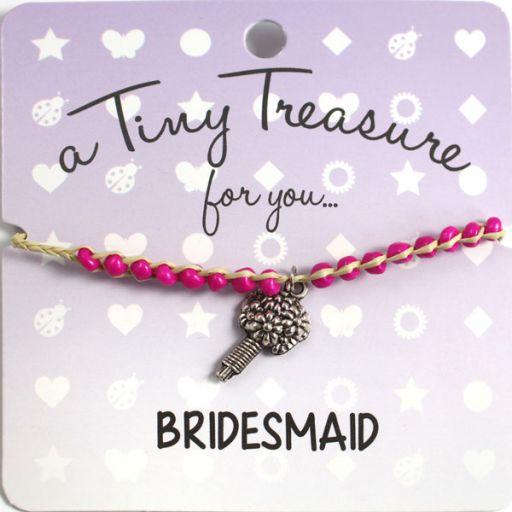Tiny Trease armband - Bridesmaid