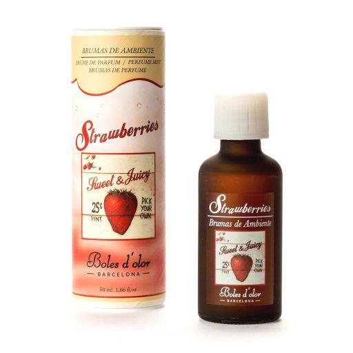 Geurolie Brumas de Ambiente - Strawberry - Aardbeien