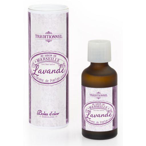 Savon de Marseille Lavande - Tradional - Boles d'olor geurolie 50 ml