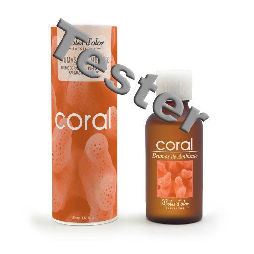 TESTER Coral - Boles d'olor geurolie 50 ml