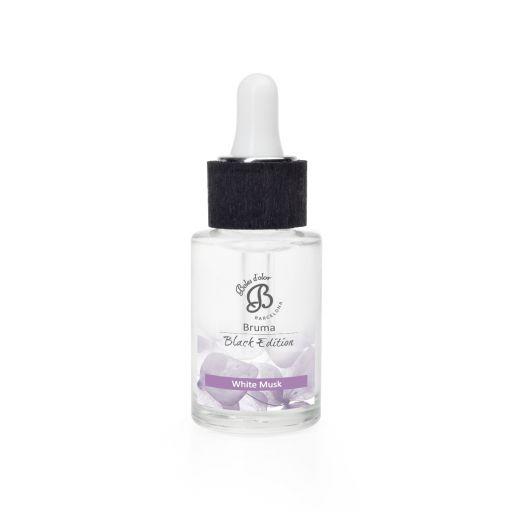 Boles d'olor - Black Edition geurolie met pipet (30ml) - White Musk (Witte Musk)