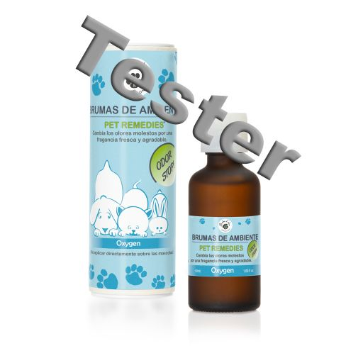 TESTER 224007 - Pet Remedies - geurolie (bruma de ambient) 50 ml - Oxygen
