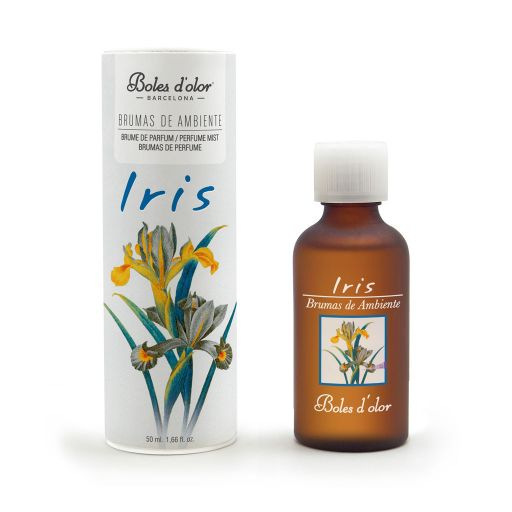 Geurolie Brumas de Ambients - Iris