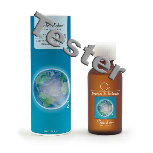 TESTER O2 - Boles d'olor geurolie 50 ml