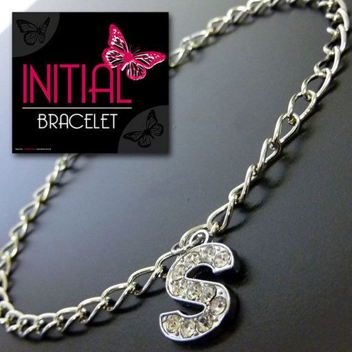 Armband - Initial Jewellery - Letter S