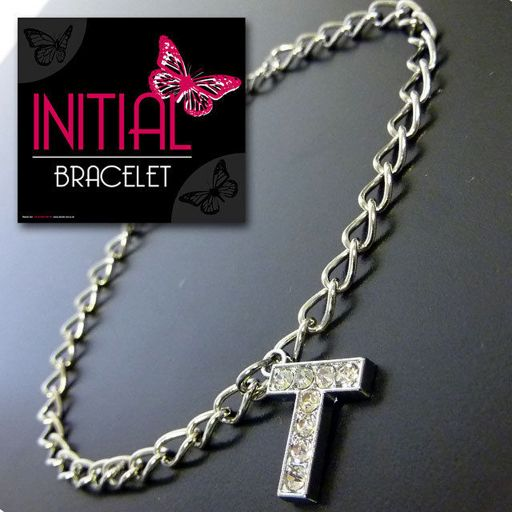 Armband - Initial Jewellery - Letter T