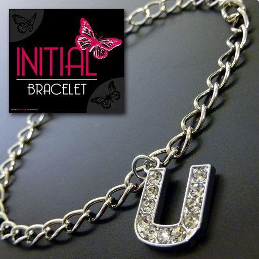 Armband - Initial Jewellery - Letter U