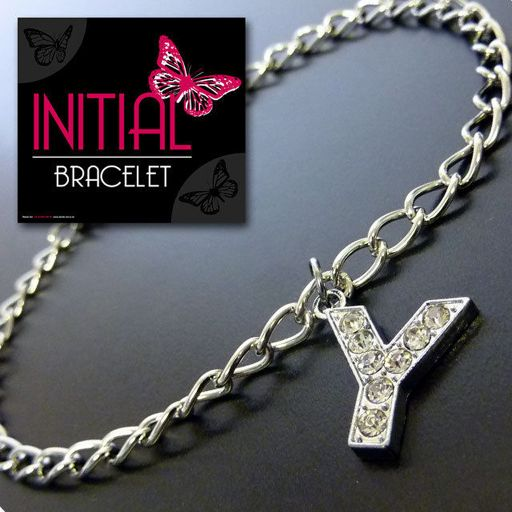 Armband - Initial Jewellery - Letter Y