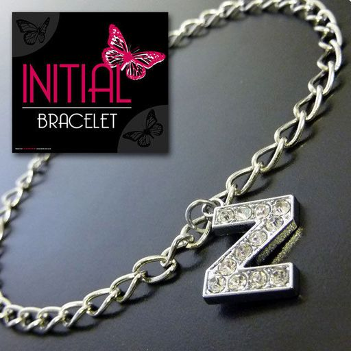 Armband - Initial Jewellery - Letter Z
