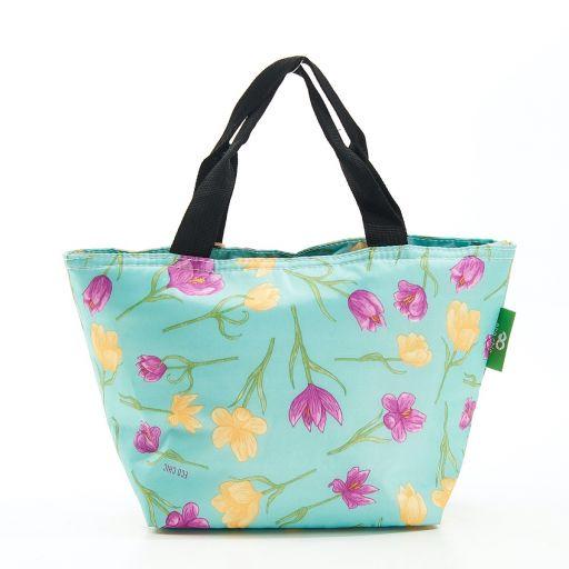 Eco Chic - Cool Lunch Bag - C14BU - Blue Crocus