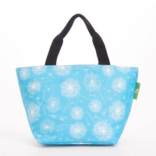 Eco Chic - Cool Lunch Bag - C32BU - Blue Dandelion