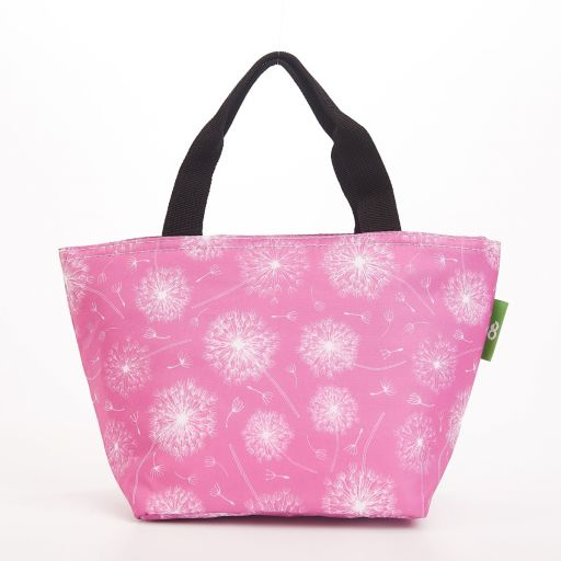 Eco Chic - Cool Lunch Bag - C32DP - Dusty Pink Dandelion