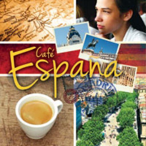 Cd Cafe Espana