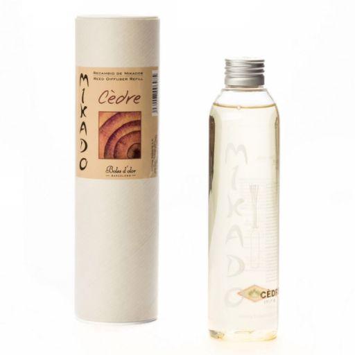 Boles d'olor Woodies navulling geurolie geurstokjes - Ceder