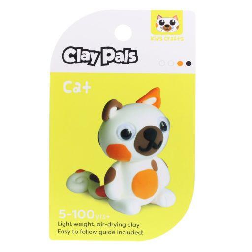 Clay Pals kleisetje - Cat (kat)