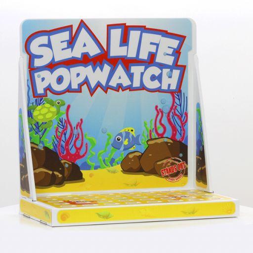 Display karton Popwatches Sealife