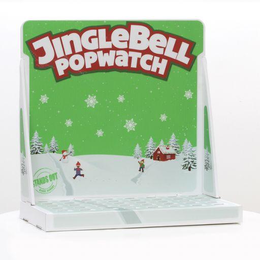 Display karton Popwatches Kerst