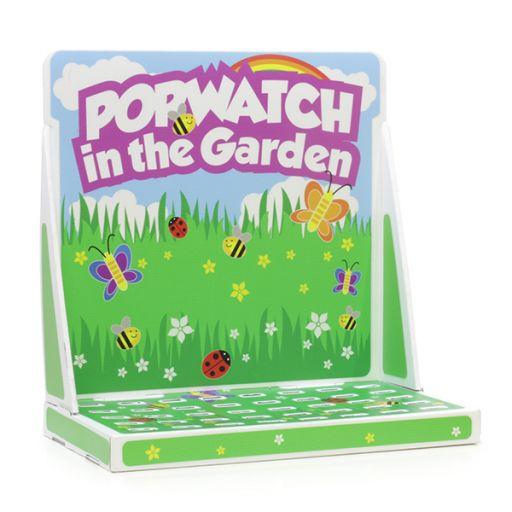 Display Karton Popwatches Garden - Tuin