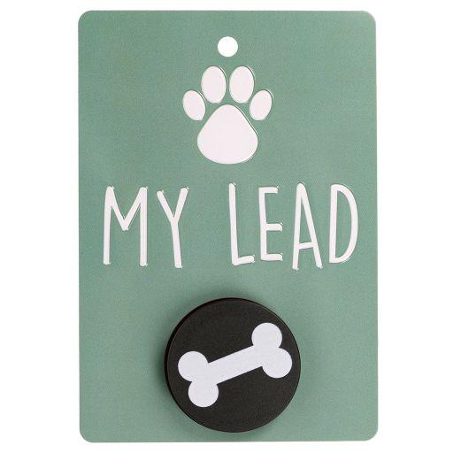 Hondenriemhanger (Pooch Pal) - DL1 - My Lead