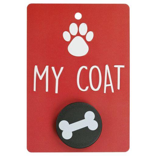 Hondenriemhanger (Pooch Pal) - DL2 - My Coat