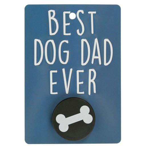 Hondenriemhanger (Pooch Pal) - DL8 - Best Dog Dad Ever