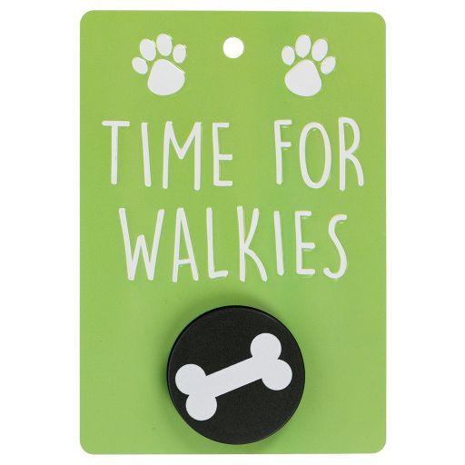 Hondenriemhanger (Pooch Pal) - DL30 - Time for Walkies