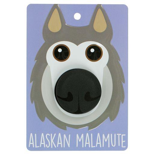 Hondenriemhanger (Pooch Pal) - DL33 - Alaskan Malamute