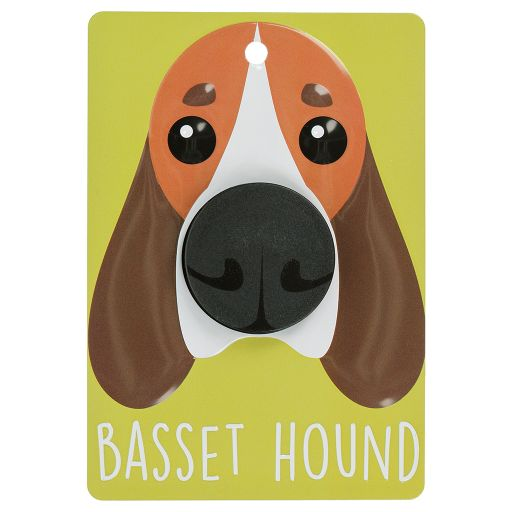 Hondenriemhanger (Pooch Pal) - DL34 - Basset Hound