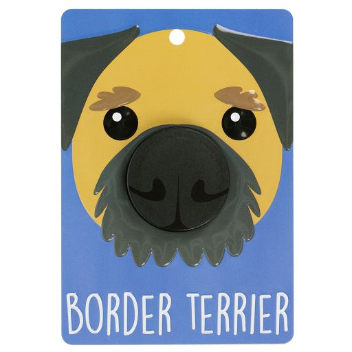 Hondenriemhanger (Pooch Pal) - DL43 - Border Terrier