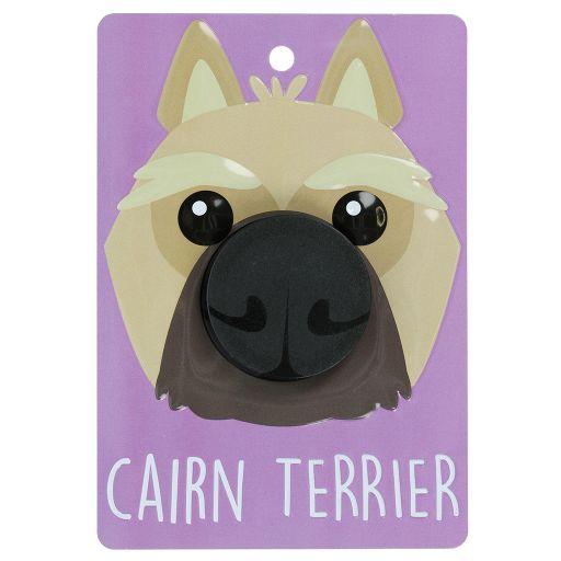 Hondenriemhanger (Pooch Pal) - DL50 - Cairn Terrier - Creme