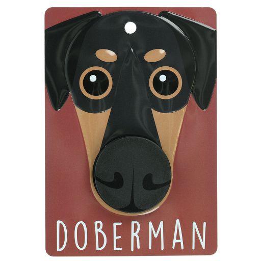 Hondenriemhanger (Pooch Pal) - DL64 - Doberman