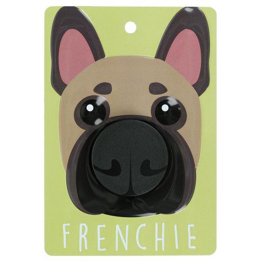 Hondenriemhanger (Pooch Pal) - DL69 - Frenchie - Tan