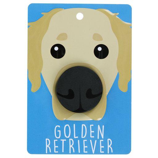 Hondenriemhanger (Pooch Pal) - DL72 - Golden Retriver