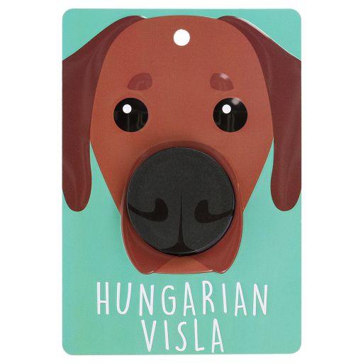 Hondenriemhanger (Pooch Pal) - DL74 - Hungarian Visla
