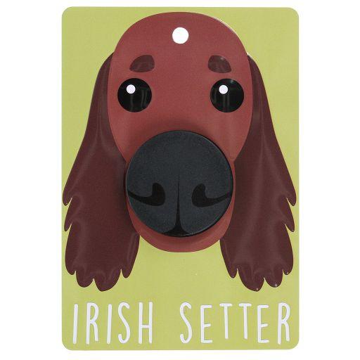 Hondenriemhanger (Pooch Pal) - DL76 - Irish Setter