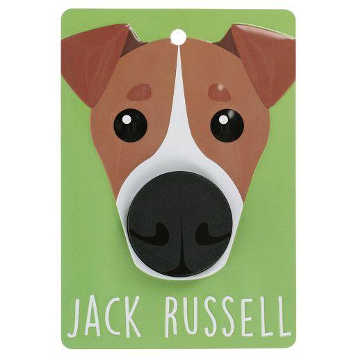 Hondenriemhanger (Pooch Pal) - DL78 - Jack Russell