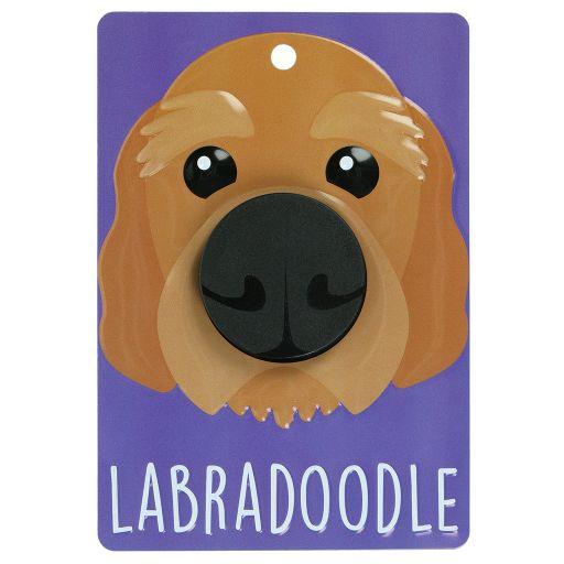 Hondenriemhanger (Pooch Pal) - DL81 - Labradoodle