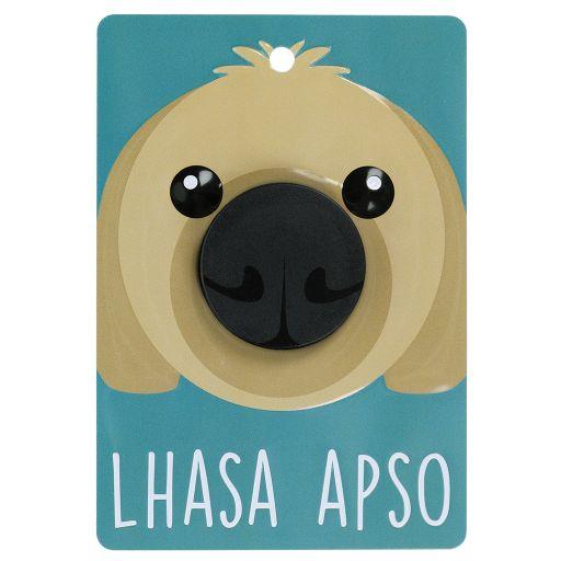 Hondenriemhanger (Pooch Pal) - DL85 - Lhasa Apso