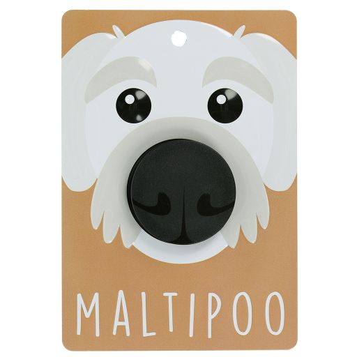 Hondenriemhanger (Pooch Pal) - DL87 - Maltipoo