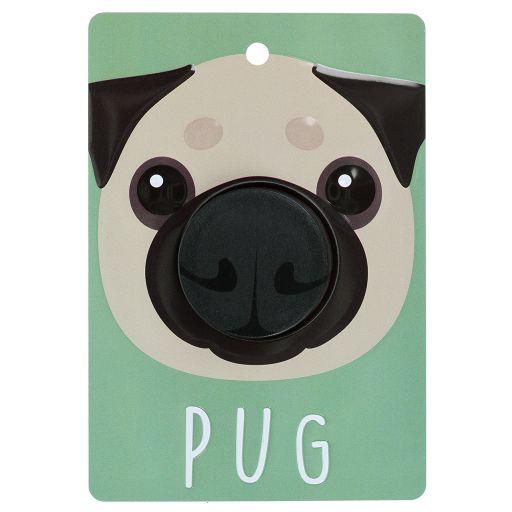 Hondenriemhanger (Pooch Pal) - DL97 - Pug - Fawn