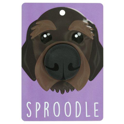 Hondenriemhanger (Pooch Pal) - DL109 - Sproodle