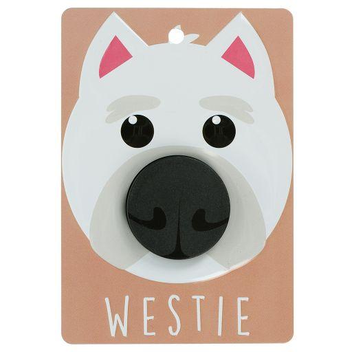 Hondenriemhanger (Pooch Pal) - DL116 - Westie