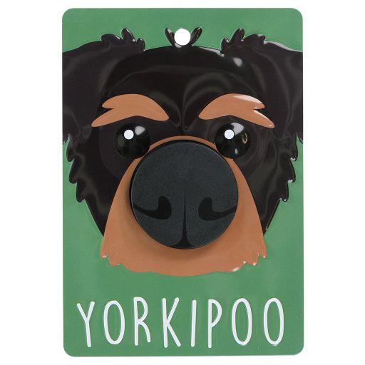Hondenriemhanger (Pooch Pal) - DL119 - Yorkiepoo